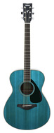 Yamaha FS820TQ Solid Top Concert Turquoise Acoustic