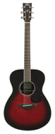 Yamaha FS830 Solid Top Concert Dusk Sun Red Acoustic