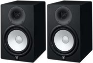 "Yamaha HS8 8"" Powered Studio Monitors, Pair + Free Roland Cables"