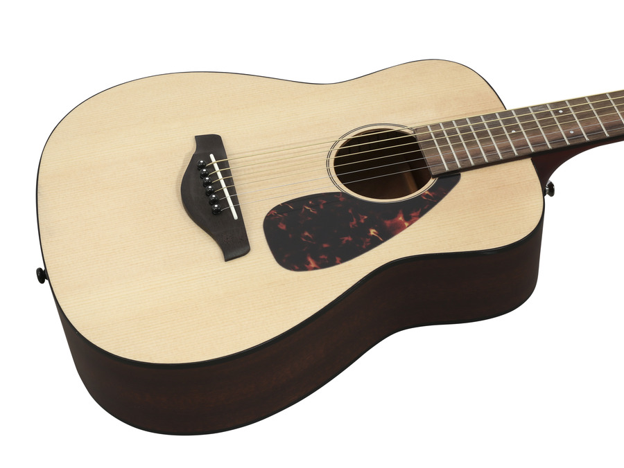 Yamaha jr2 3 4 size acoustic natural rainbow guitars for Yamaha jr2 3 4
