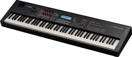 Yamaha MOX8 88 key Graded Hammer Action Synth