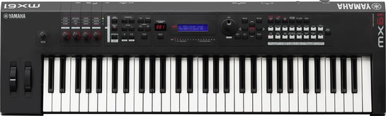 Yamaha MX61 61-Key Music Production Synthesizer