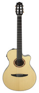 Yamaha NTX700 Thinline Nylon Spruce Top Classical Electric