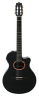 Yamaha NTX700BL Thinline Nylon Spruce Top Classical Electric