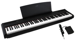 Yamaha P105B 88-Key Digital Piano