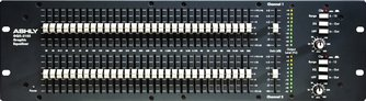 Ashly GQX-3102<BR>2-Channel 31-Band Equalizer