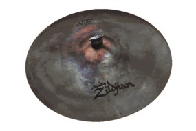 "Zildjian 20"" Earth Ride One Of The Limited Rarities For 2010"