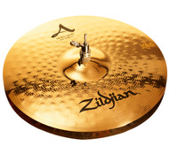 "Zildjian 15"" A Heavy Hi-Hats Brilliant"