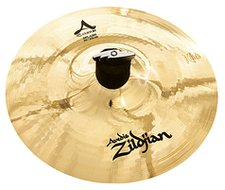 "Zildjian 10"" A Custom Splash Brilliant"