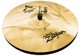 "Zildjian 14"" A Custom Mastersound Hi Ha"