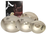 Zildjian A Custom Cymbal Pack Box Set With Free Crash