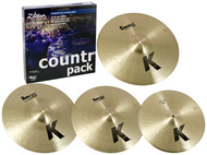 Zildjian Country K Cymbal Pack