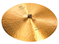 "Zildjian 22"" K Constantinople Thin Ride Overhammmered"