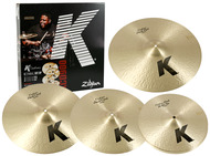 Zildjian K Custom Dark Cymbal Set