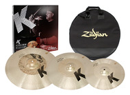Zildjian K KCH390 Custom Hybrid Cymbal Pack Box Set