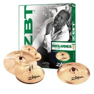 "Zildjian ZBT 3 Cymbal Pack With 14"" Crash"