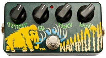 Zvex Wooly Mammoth<BR>Bass Fuzz Pedal