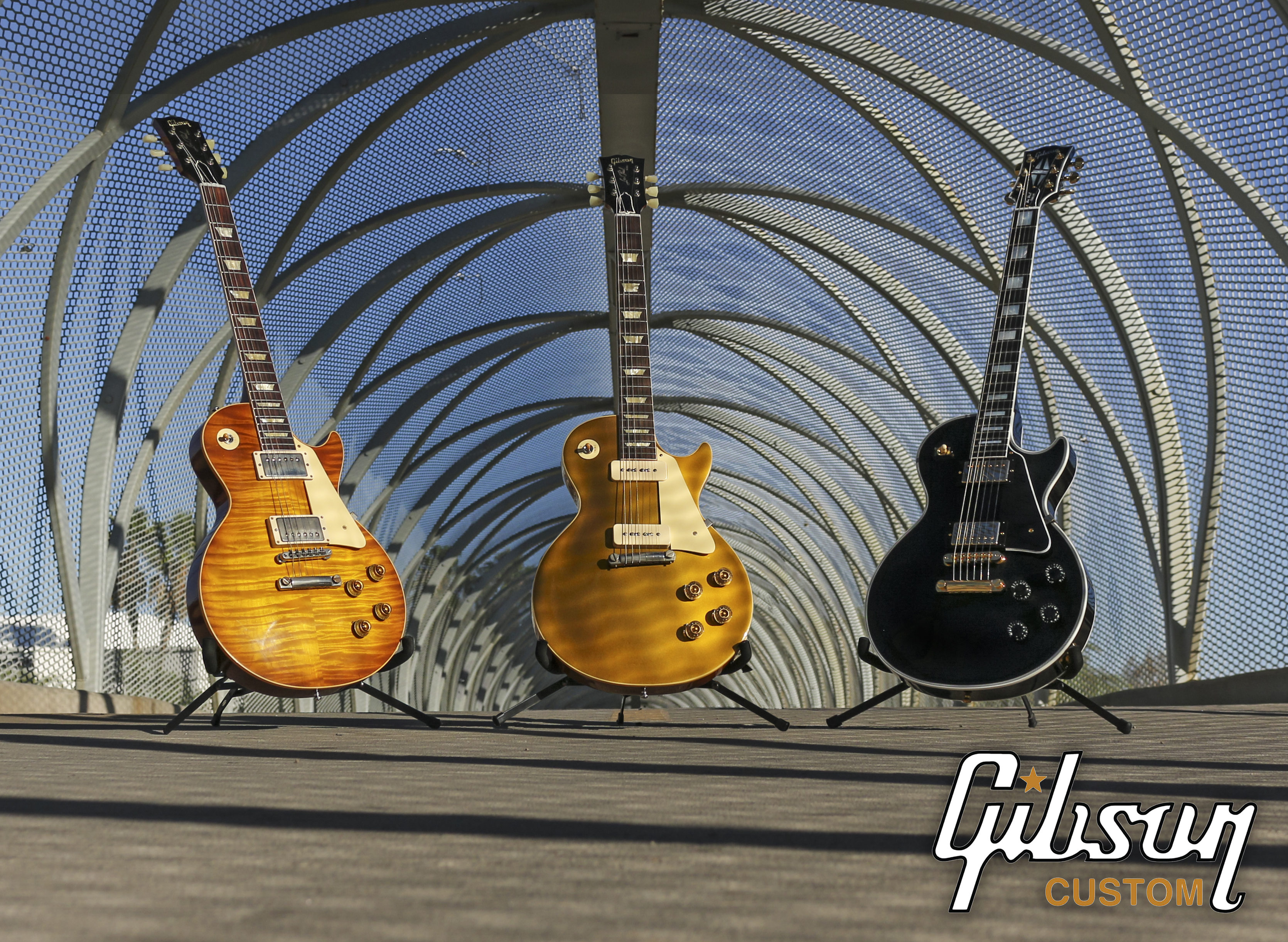 Custom Gibson & Fender Vintage Guitars & Musical Gear at