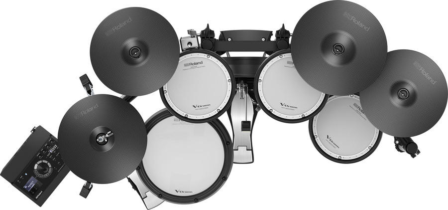 Roland Td 17kvx V Drums Electronic Drum Set