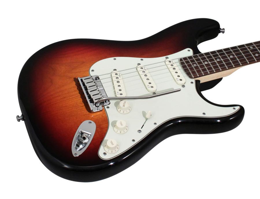 Fender American Professional Telecaster Deluxe Shawbukcer Rosewood 3 Tone Sunburst