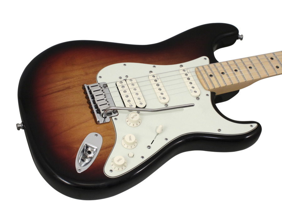 Fender American Deluxe Stratocaster Hss Manual on