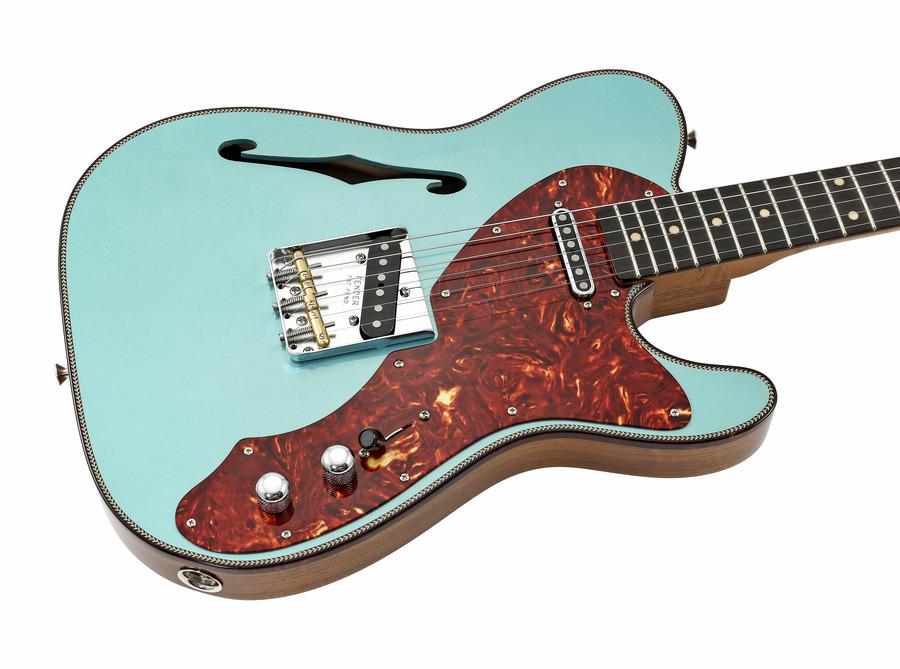 Fender Custom Shop Limited Edition Artisan Thinline Tele