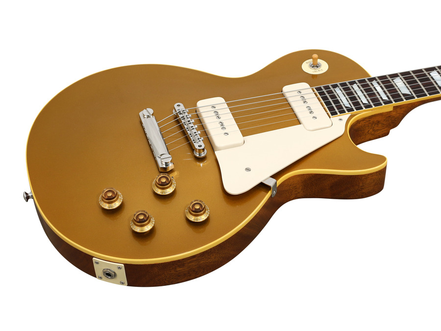 Gibson Custom Shop True Historic 1956 Les Paul Reissue Gold Top