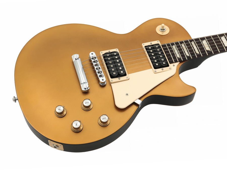 Gibson Les Paul Studio 50s Tribute Gold Top 2016 Sale Price