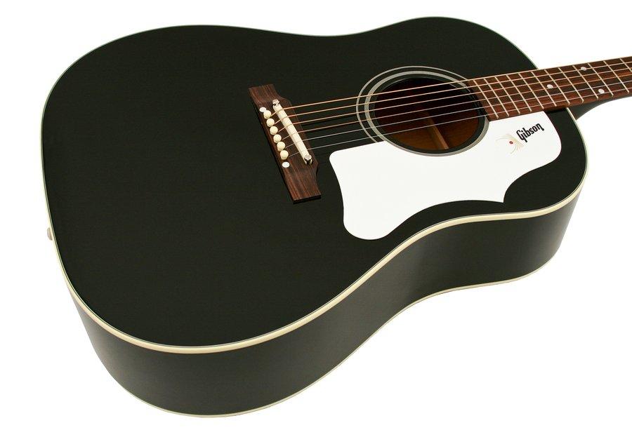 Gibson Montana 1968 Limited Edition J 45 Ebony