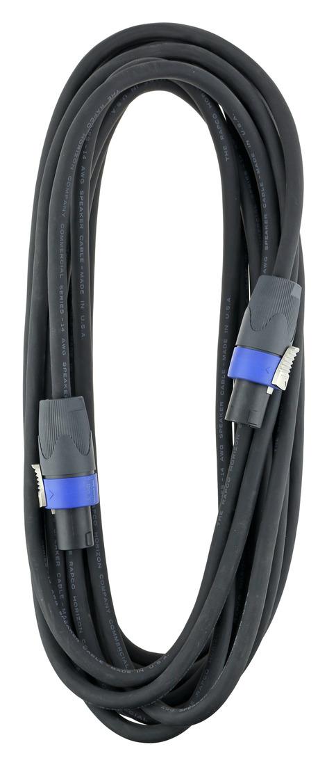 Horizon 25 Ft 14G Neutrik Speakon Speaker Cable