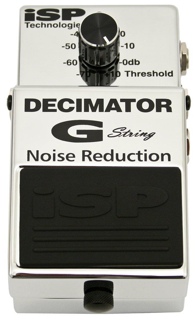 Isp decimator g string hook up