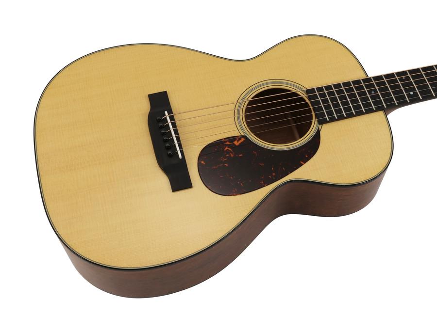 Martin 2018 0-18 Standard Parlor Acoustic