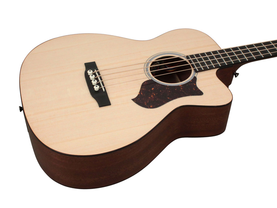 e9f834fc756 Martin BCPA4 Performing Artist Acoustic Electric Bass