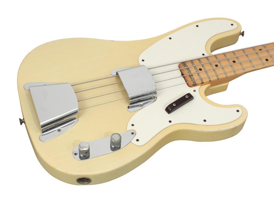 Vintage Fender Telecaster Bass Blonde 1968